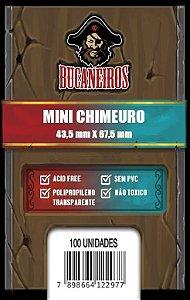 Sleeve Mini Chimeuro (43,5 x 67,5) - FIve Tribes / Catan / Nemesis