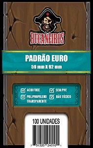 SLEEVE PADRÃO EURO (59x92)