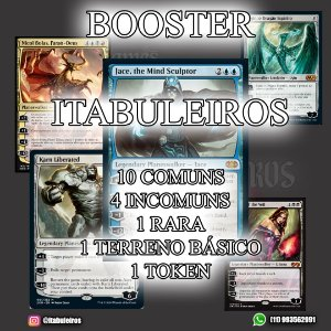 Booster Draft Magic Itabuleiros