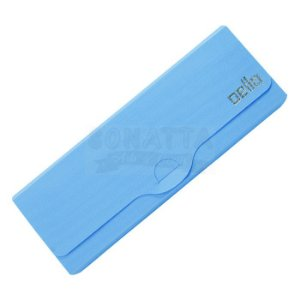 Estojo Multiuso Dello Linho Serena Azul Pastel 8800bp