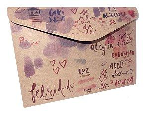 Envelope A5 Craft Dello Palavras 0011.01