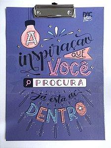 Prancheta Para Desenhos DAC Letter 3107