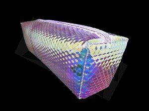 Estojo Holográfico DAC Escama Grande Modelo 4 E204M4