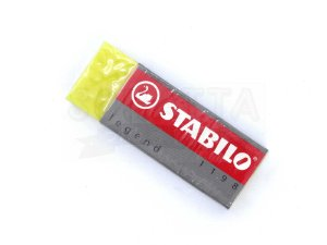 Borracha STABILO Legend 1198 - Amarelo