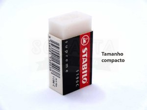 Borracha STABILO SUPREME Tamanho Compacto 1196C
