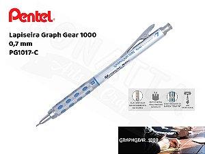 Lapiseira PENTEL GraphGear 0,7mm - PG1017