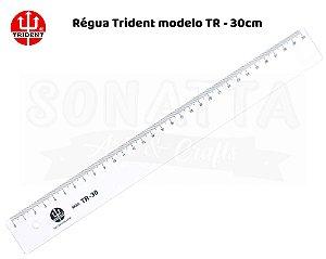 Régua TRIDENT 30 cm – TR30