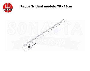 Régua TRIDENT 15 cm – TR15