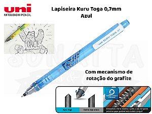 Lapiseira Uni-ball Kuru Toga 0,7mm Azul  - M7-450T