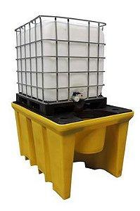 Palete de Contenção para IBC em Polipropileno - Modelo TK 5010