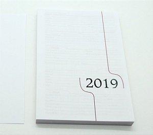 50 Miolos de agenda 2019