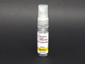 Perfume para papel - Fragrancia Baunilha - 15ml - Essence Mania