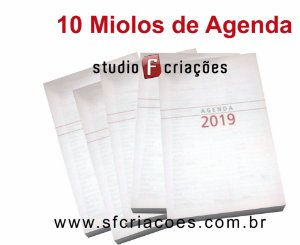 10 Miolos de agenda 2019 - SEM MAPA