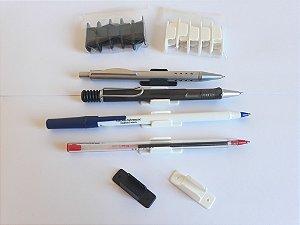 Suporte prendedor de caneta - TIPO BIC