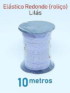 Elástico REDONDO LILAS (medida 10 metros)
