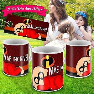 Caneca dia das Maes - modelo 09
