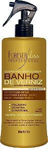Queratina Hidrolisada Banho de Verniz 300ml  Forever Liss