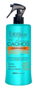 Umidificador de Cachos 300ml - Forever Liss