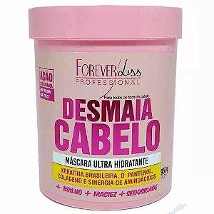 Forever Liss Máscara Ultra Hidratante Anti Volume e Anti Frizz Desmaia Cabelo 950g