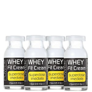 Ampola de Tratamento Whey Fit Cream  4x15ml - Yenzah