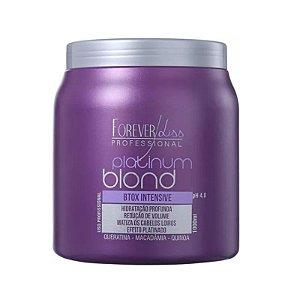 Btox Intensive Matizador  Platinum Blond 1kg Forever Liss