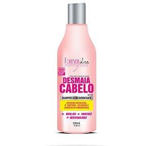 Shampoo Desmaia Cabelo 500ml - Forever Liss