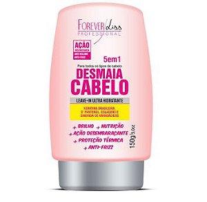Leave-in 5 em 1 Desmaia Cabelo 150gr - Forever Liss