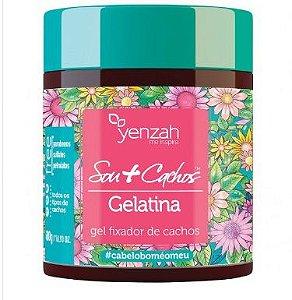 Gelatina Sou+Cachos 480g - Yenzah