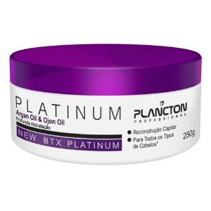 Btx Plantinum Redução de Volume Sem Formol 250g - Plancton