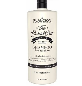 Shampoo Plancton The Gran Cru Liso Absoluto 1L
