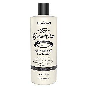Shampoo Liso Absoluto The Gran Cru 500ml - Plancton