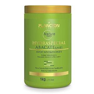 Máscara Hidratação Hydra Special Abacate e Mel 1kg Plancton