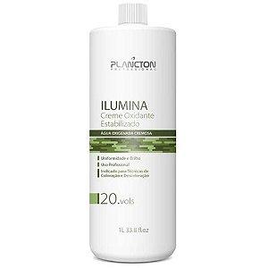 Ilumina Creme Oxidante 20 Volumes 1 Litro - Plancton