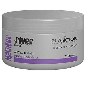 Máscara Matizer Silver Effect 250g Plancton