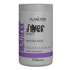 Máscara Matizer Silver Effect 500g Plancton
