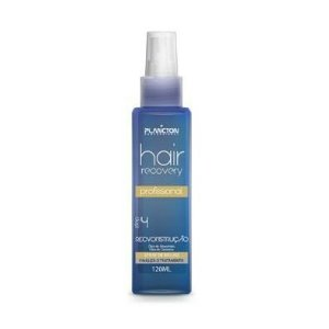Spray de Brilho Hair Recovery Reconstrução 120ml Plancton