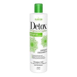 Shampoo Detox Oxigenação Capilar 250ml - Plancton