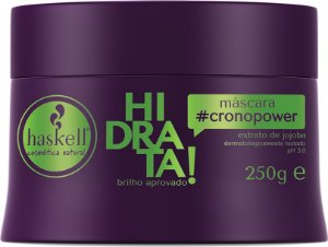 Máscara Hidrata CronoPower 250g - Haskell