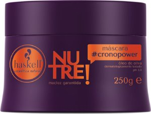 Máscara Nutre CronoPower 250g - Haskell