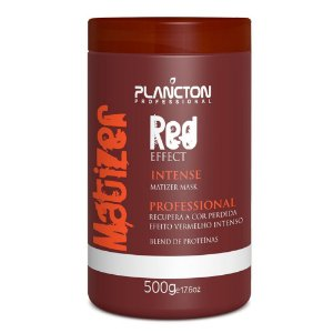 Máscara Matizer Red Efect 500g - Plancton