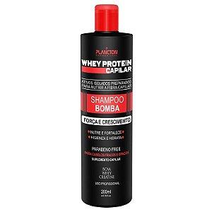 Shampoo Whey Protein Capilar 250ml - Plancton