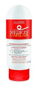 Shampoo Restaurador Para Cabelos em Sofrimento 250ml -Muriel