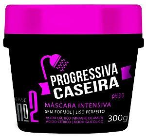Máscara Intensiva Progressiva Caseira 300g - Muriel