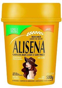 Máscara Alisena Efeito Liso 500g - Muriel