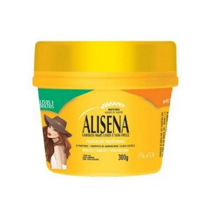 Alisena Máscara Efeito Liso 300g - Muriel