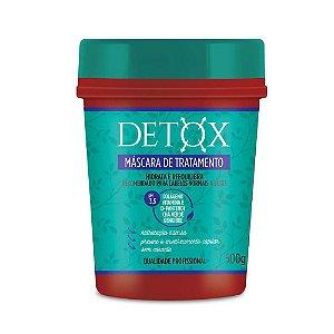 Máscara de Tratamento Hidrata e Reequilibra Detox 500g Muriel