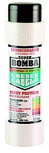 Condicionador Cresce Cabelo Whey Protein 300ml Muriel