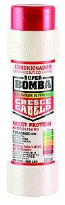 Condicionador Cresce Cabelo Whey Protein 300ml - Muriel