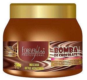 Máscara Bomba de Chocolate 250g  Forever Liss