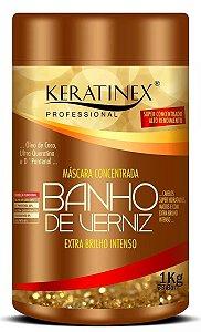 Máscara Banho de Verniz 1k - Keratinex